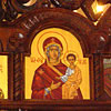 .:Church of St.Petka in Kamenar - Iconostasis:. Rumena ART - icon painting, wood carving