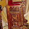 .:Church of St. Petka - Throne:. Rumena ART - icon painting, wood carving